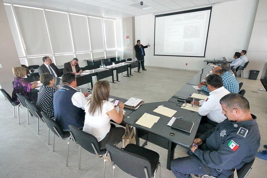 Photo of Sesiona Consejo de Participación Ciudadana en tema de movilidad