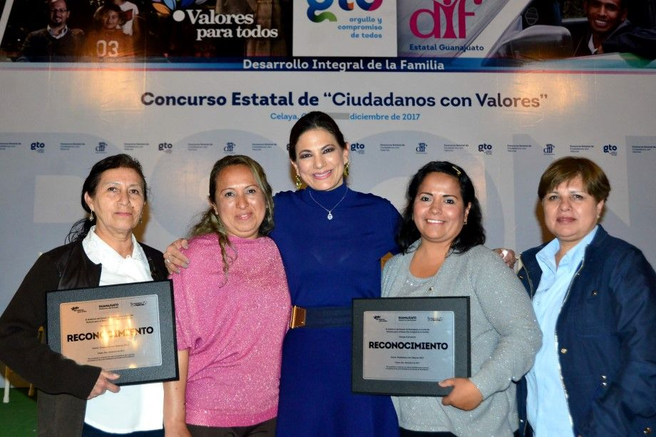 "Photo of DIF Estatal Distinguirá a 80 Guanajuatenses como ""Ciudadanos con Valores 2018"""