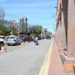 """Comienzan a """"revivir"""" árboles de jardín principal de Huanímaro"""