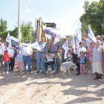 Inician urbanizaciones en Chula Vista y Tinaja de Negrete