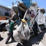 De 200 reportes mensuales por quejas baja a solo 10 en servicio de recolección de basura