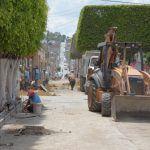 Avanzan trabajos de Rehabilitación de Centro Histórico