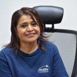 Elena, una mujer con discapacidad que encontró una oportunidad para poder impulsar a su familia