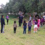 Clausuran cursos de verano en Huanímaro