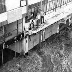 """""""Ya me da pavor las inundaciones"""", testigo de la inundación del 1973"""