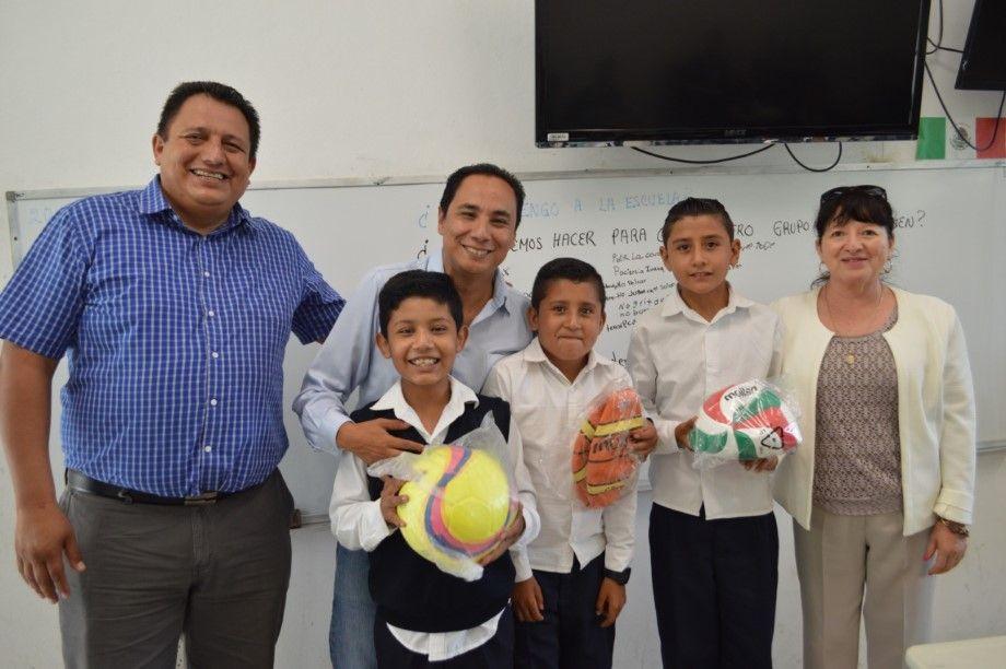 Photo of Inicia ciclo escolar en Cuerámaro