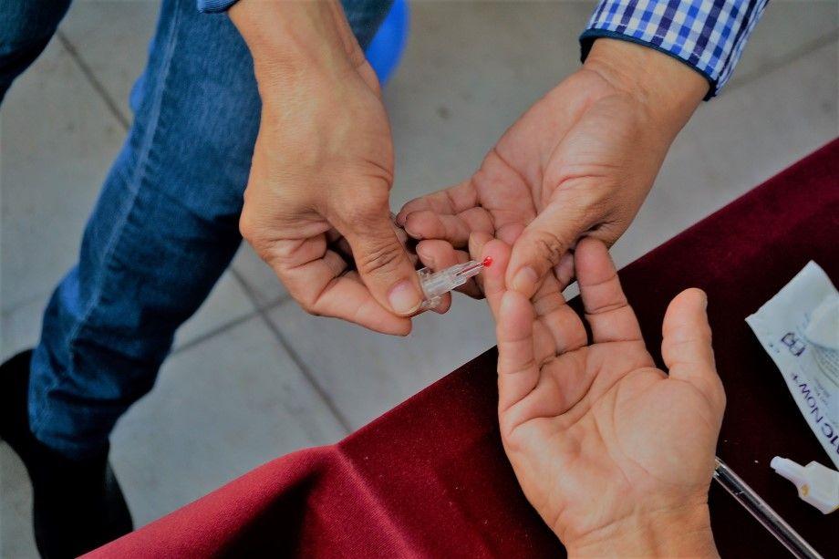 Photo of 98 mil personas con diabetes, SSG ofrece servicios para evitar avance la enfermedad