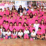 """DIF Estatal realiza campamento """"Preventólogos Vigilantes de los Derechos de la Infancia 2018"""""""