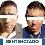 Dictan 30 años de prisión para dos homicidas que atacaron a matrimonio en Pénjamo