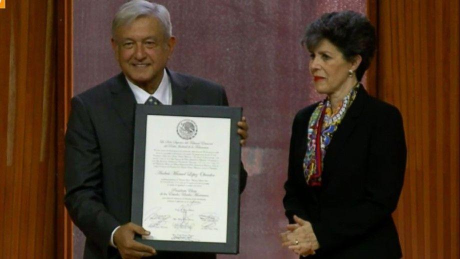 Oficial Amlo Es Presidente De México Periódico Notus