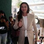 """""""No gano yo, gana el país"""": Ana Gabriela Guevara"""