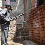 Operativo dengue elimina más de 5 mil toneladas de cacharros en los 46 municipios