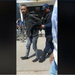Detienen a presunto ladrón de niños en Salamanca (Video)