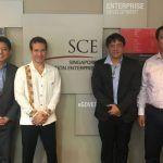 Turismo, logística e inversiones, temas tratados por el gobernador electo, Diego Sinhue, en gira por Singapur