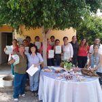 Mujeres de El Novillero y Colonia Potreros se certifican