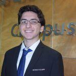 Estudiante UG presentará un estudio experimental con fibra óptica en Washington