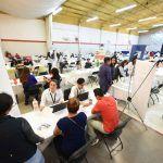 Ofertan 70 empresas 2 mil 500 vacantes en la Feria del Empleo de Irapuato