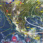 Se prevén lluvias dispersas hacia el sur del estado de Guanajuato