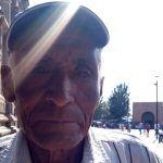 J. Piedad perdió todo, hasta su casa de adobe en la inundación de 1973