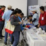 Reúne Feria de Empleo a más de 30 empresas que ofertan 1 mil 600 vacantes para jóvenes en Guanajuato