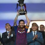Messi tiene más trofeos que el América, club de la Liga MX con más títulos