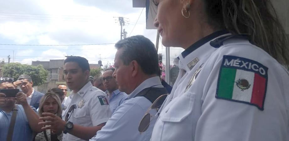 Photo of Busca Ricardo Ortiz mejores resultados en seguridad con modelo de Justicia Cívica