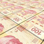 El peso mexicano toma un respiro temporal tras turbulencia turca