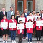 Niños Guanajuatenses Obtienen el 2do. y 3er. lugar en el 10º Concurso de Dibujo