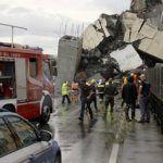 Aumentan a 30 los muertos en Italia tras derrumbe de puente