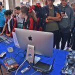 Atención a la juventud lleva a cabo feria de robótica 2018