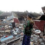 Nuevo sismo en Indonesia ocasiona escenas de pánico