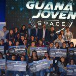 """Jóvenes demuestran su talento en """"Guanajoven Space"""""""