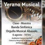 Abasolo estrena Banda Sinfónica Orgullo Musical