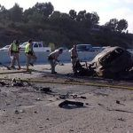 Un youtuber mató a una madre y a su hija de 12 años en un terrible choque de autos