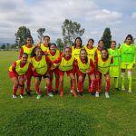 Con goleada inicia participación de la Trinca Femenil en la Copa Telmex Telcel 2018