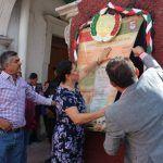 Inician Fiestas Patrias en Pueblo Nuevo