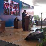 Samuel Amezola rinde acciones de gobierno