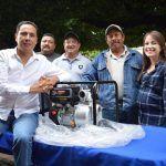 Se entregan proyectos productivos para 75 personas en Cuerámaro