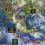 Se esperan fuertes tormentas para Guanajuato