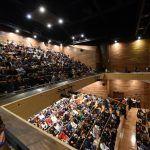 Cumple Teatro de la Ciudad segundo aniversario con asistencia de cerca de 40 mil personas