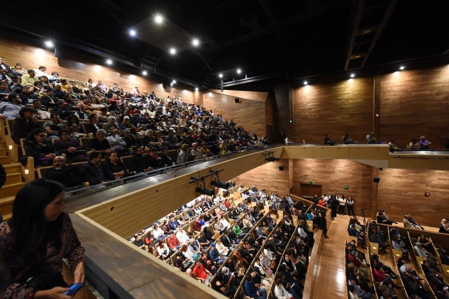 Photo of Cumple Teatro de la Ciudad segundo aniversario con asistencia de cerca de 40 mil personas