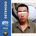 Aprehenden a joven inculpado en la muerte de un hombre, a quien apuñaló hace tres meses en Irapuato