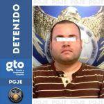 Agentes de Investigación Criminal aprehenden a inculpado en el crimen de joven irapuatense