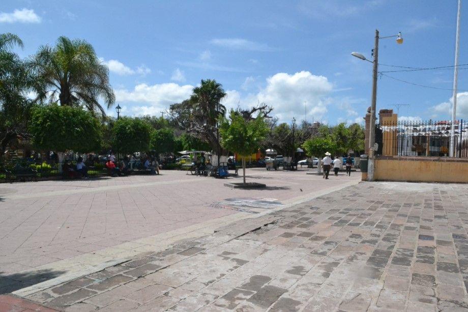 Photo of Alumbrado público en el Centro de Huanímaro, hasta la siguiente administración