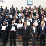 Se certifican 149 funcionarios de DGRSA en Competencia Laboral
