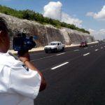 Registran velocidades de entre 100 y 110 Km por hora en Cuarto Cinturón Vial