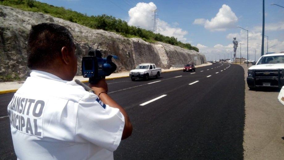 Photo of Registran velocidades de entre 100 y 110 Km por hora en Cuarto Cinturón Vial