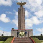 Conmemoran el 171 aniversario de la gesta heroica de los Niños Héroes de Chapultepec