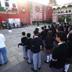CCLIII aniversario del natalicio de don José María Morelos y Pavón