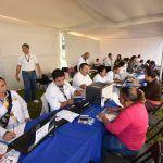 """Los servicios gratuitos de la """"Caravana Impulso"""" beneficiaron a más de 800 habitantes de la zona rural"""